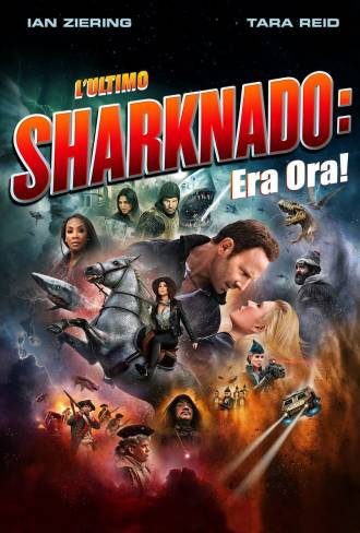 Sharknado 6 Stream